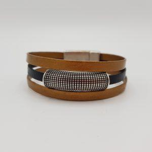 Bracelet cuir - So Buccinese