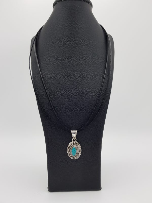 Collier Turquoise - So Buccinese